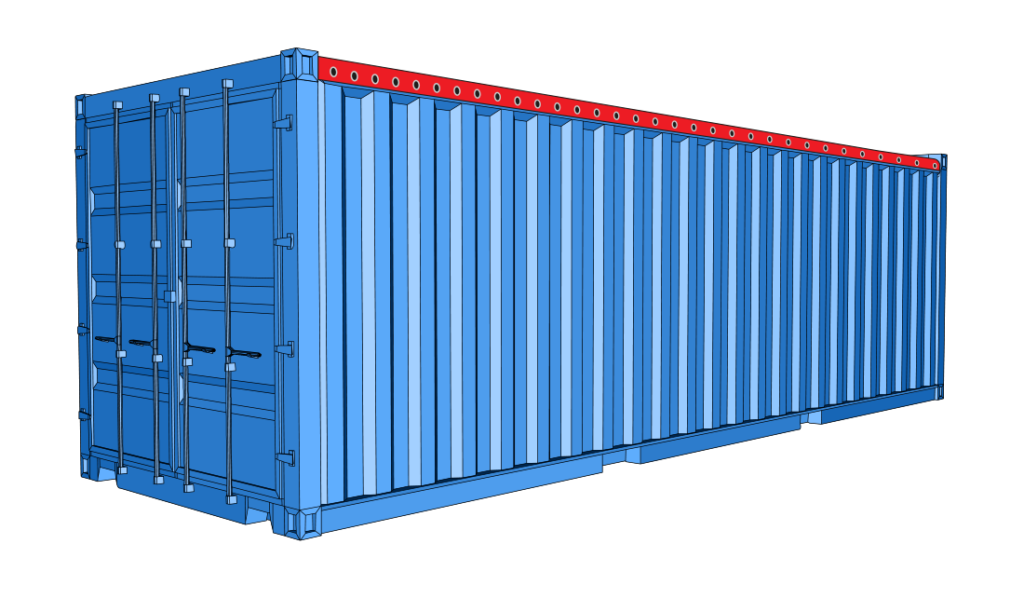 Open Top Container Marexport