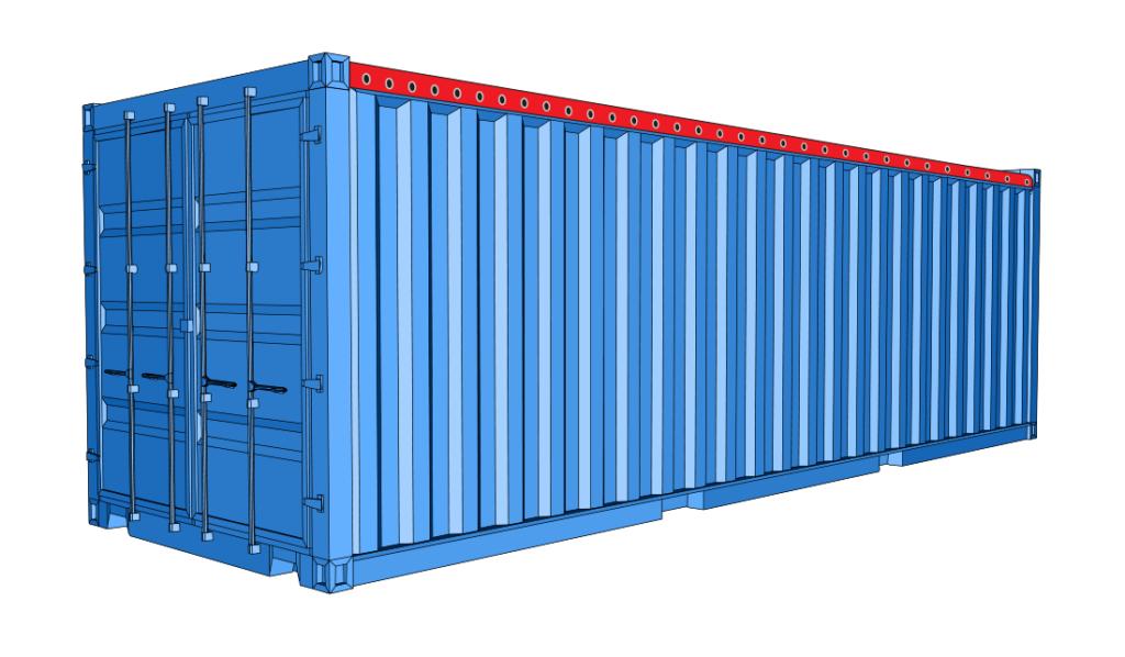 Open Top Container Marexport