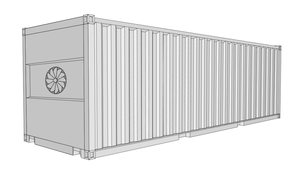 Reefer Container Marexport